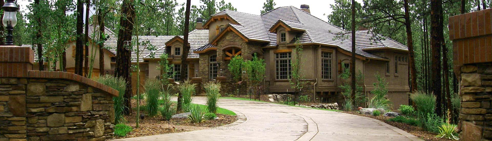 Custom Home Designs In Colorado Springs, CO